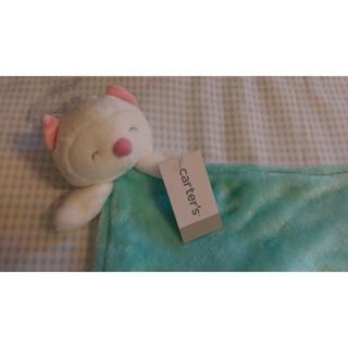 免運費~美國 Carter /  Carter's 嬰幼兒動物款式安撫巾/ 咬咬巾 單入組_貓頭鷹 (L35720) 桃園市