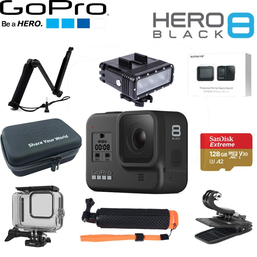 GOPRO Hero 8 Hero8  gopro8 運動攝影機 運動相機 追風騎士 公司貨