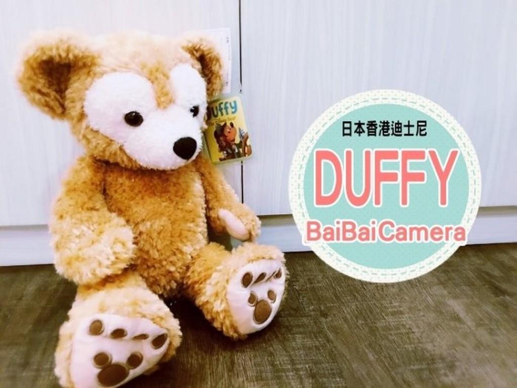 迪士尼 Disney 限量 達菲熊 duffy s碼 玩偶 娃娃