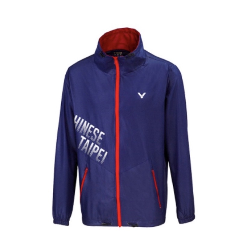 VICTOR 勝利 東京奧運 運動外套 中華隊 S號