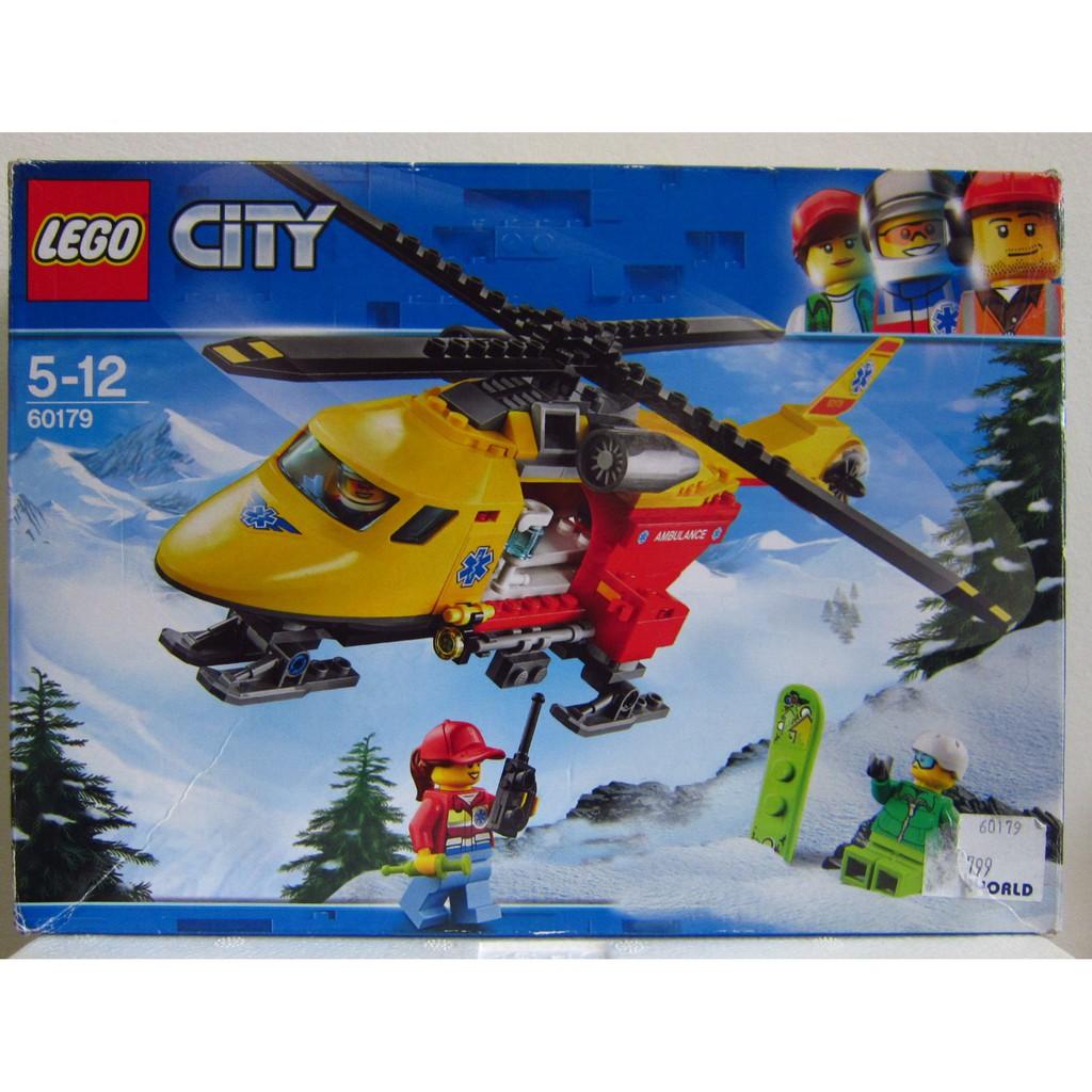 LEGO 樂高積木 60176  (空盒)