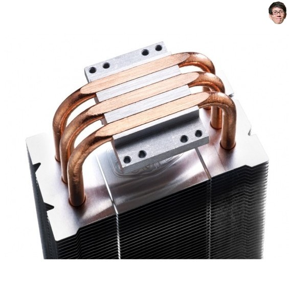 Cooler Master Hyper TX3 EVO 熱導管散熱器 電腦風扇/散熱器桌上型電腦 含發票 團購價