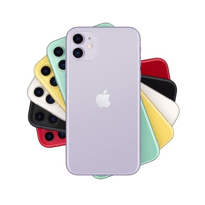 Apple iPhone 11 128G  6.1吋 黑/白/紅/黃/綠/紫 廠商直送 現貨