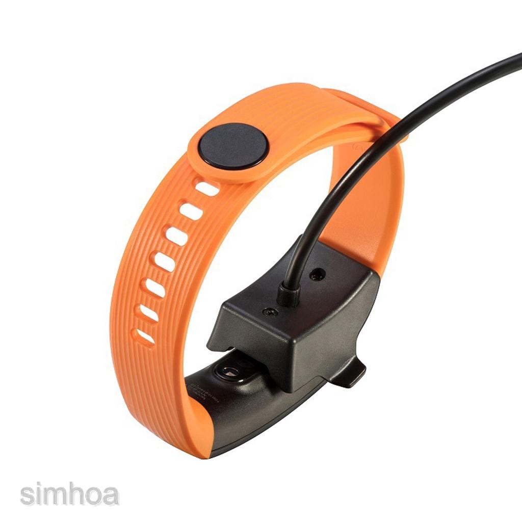 適用於華為Band 3 Pro的USB充電底座座墊電纜充電器