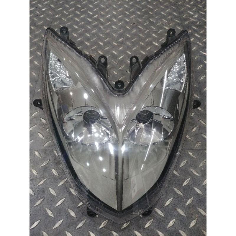 【中古良品】光陽KYMCO 雷霆Racing 125/150 大燈組 大燈罩 大燈殼 前燈組