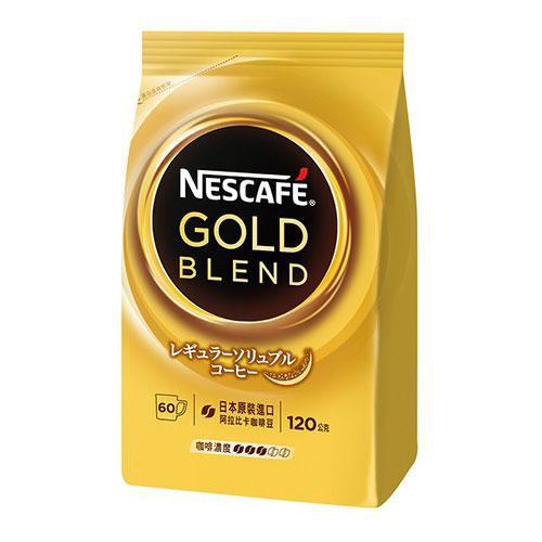 雀巢金牌咖啡補充包 120g【愛買】