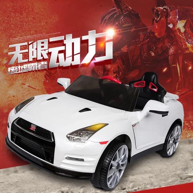 日產尼桑GTR兒童電動車