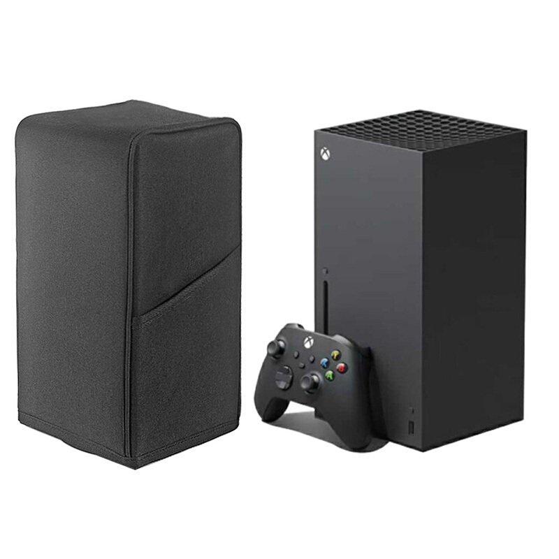 良米3C特賣場閃吾創 適用 微軟Xbox Series X遊戲機防塵罩主機包保護套防塵防刮收納袋