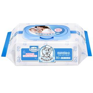 現貨~ 貝恩嬰兒保養柔濕巾(80抽x3包/ 串) 箱購宅配限1箱 超取最多4串 高雄市