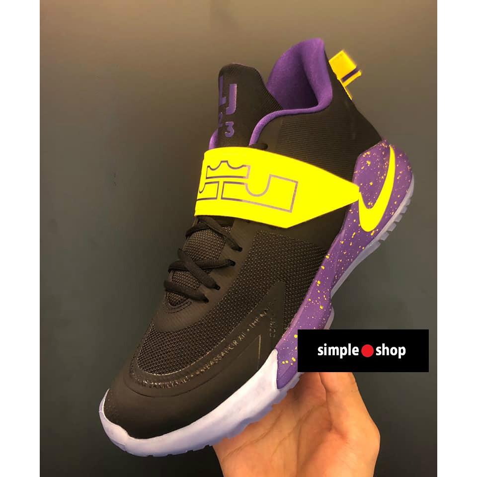 【Simple Shop】NIKE LEBRON AMBASSADOR XII 籃球鞋 LBJ 紫 BQ5436-003