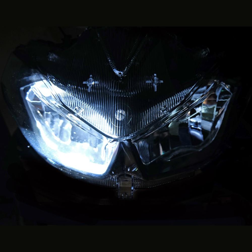 YAMAHA 山葉 FORCE 155 LED 前燈泡 頭燈燈泡 大燈燈泡 XC155R