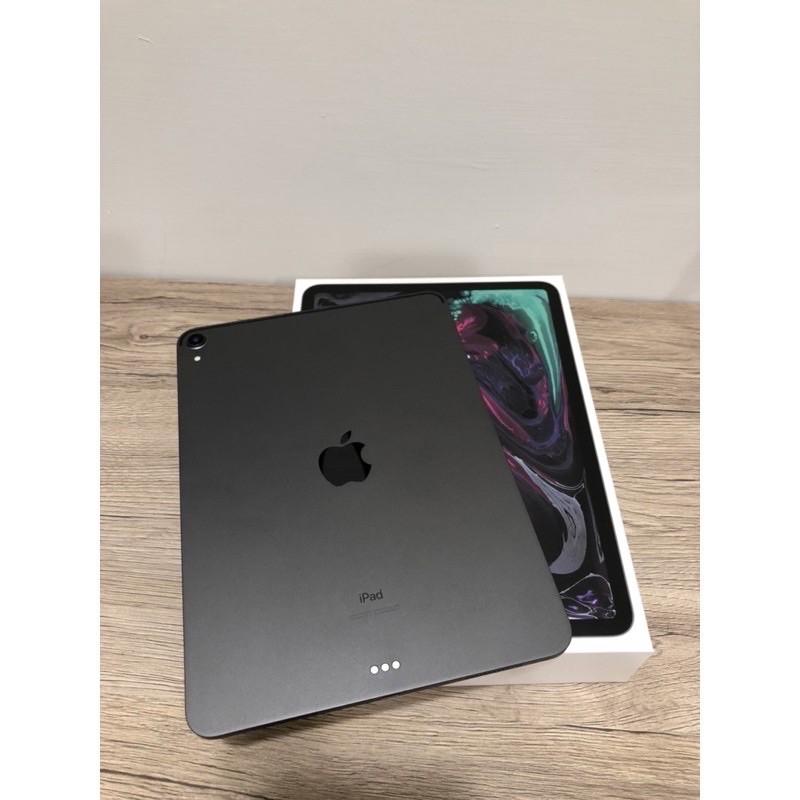 iPad Pro 2018 11吋 64G WI-FI版 二手 官網保固內