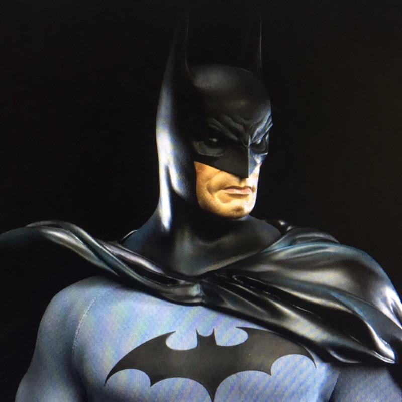 現貨 Sideshow DC 正義聯盟 蝙蝠俠 Batman 布魯斯 韋恩 1:4 pf 雕像