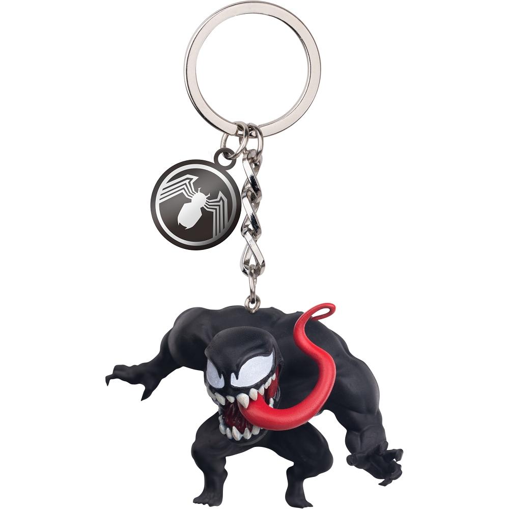 漫威英雄系列 蛋擊公仔鑰匙圈系列(共兩款)