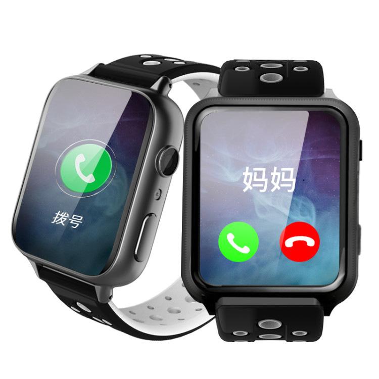V9兒童智能手錶電話老人定位手錶可插TF卡多功能學生音樂手錶 運動手錶 運動手環 智慧手錶 智能手環