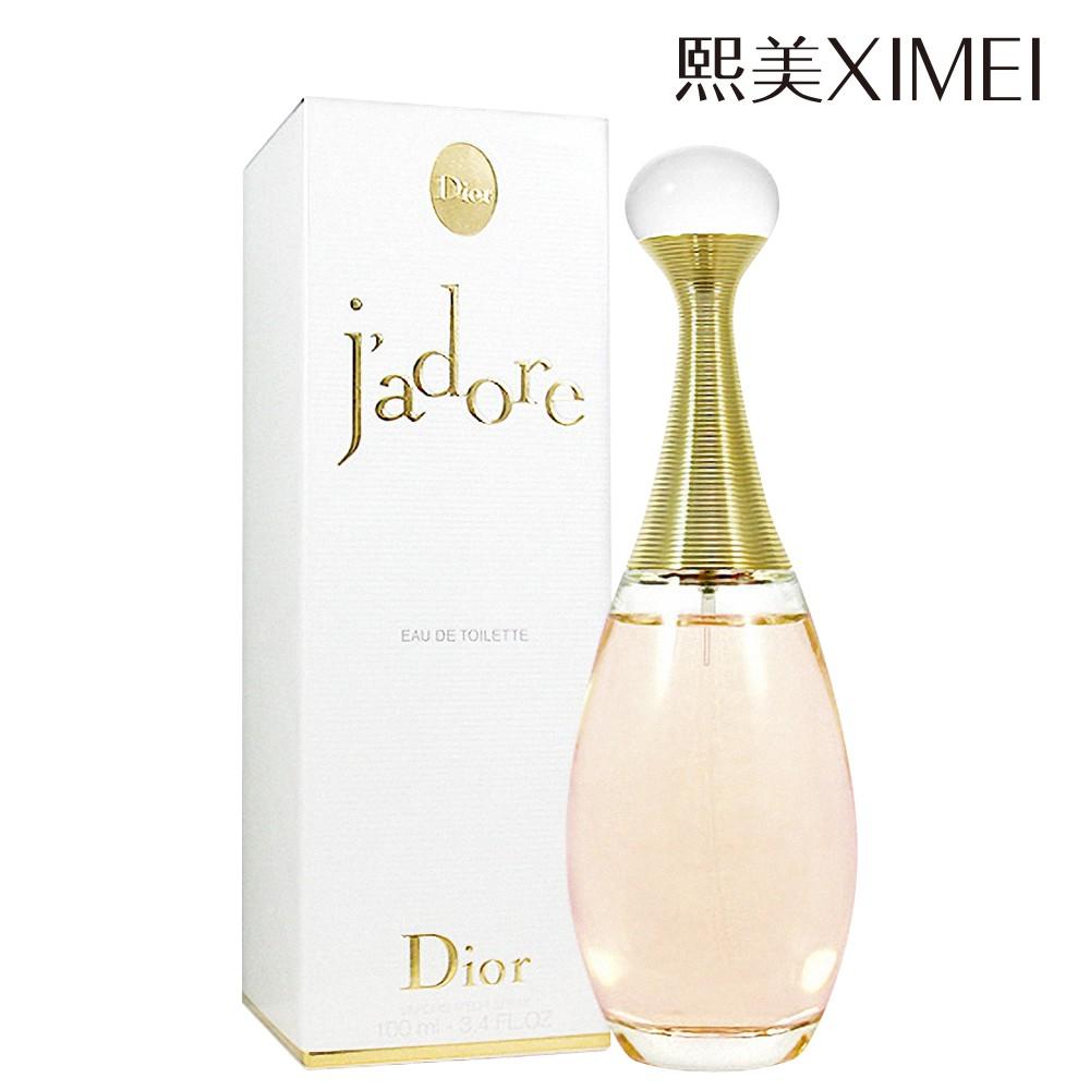 Dior J'adore 真我宣言女性淡香水 100ML