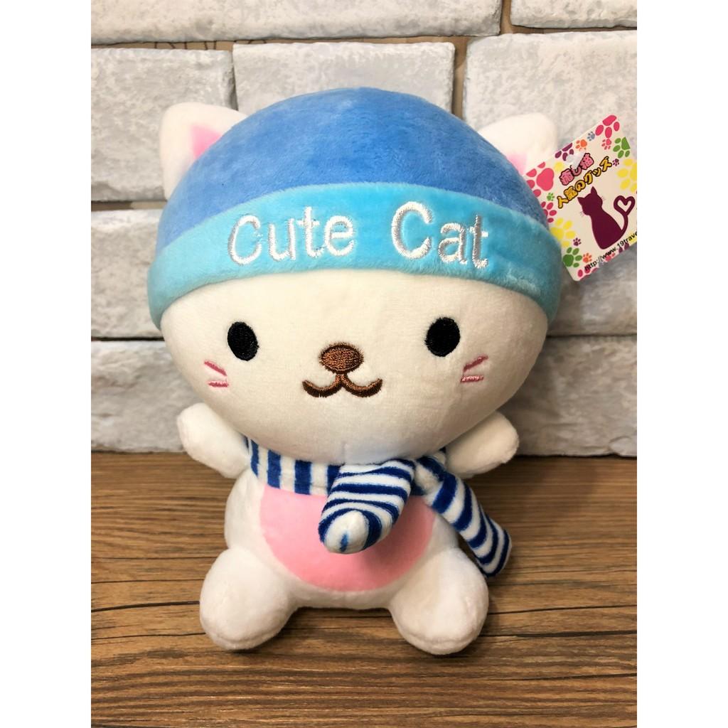 現貨 ❤ 【NANANA小舖】娃娃機商品-可愛療癒貓咪玩偶造型娃娃 台主 超愛夾