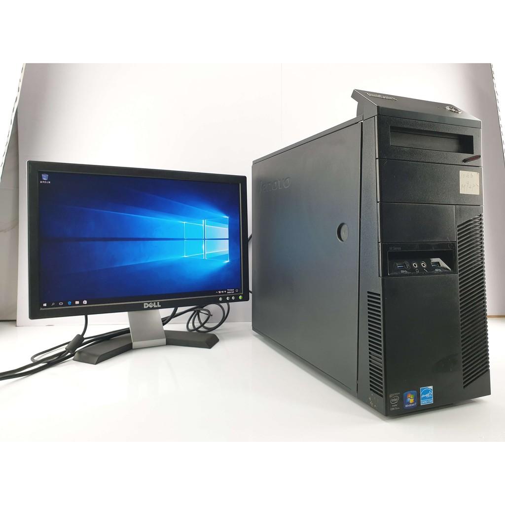 【大熊二手3C】二手電腦-Lenovo M93p MT i5-4570 Q87 文書 追劇 學生