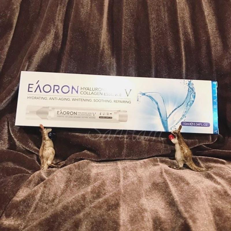 現貨秒出澳洲EAORON塗抹式玻尿酸 10ml
