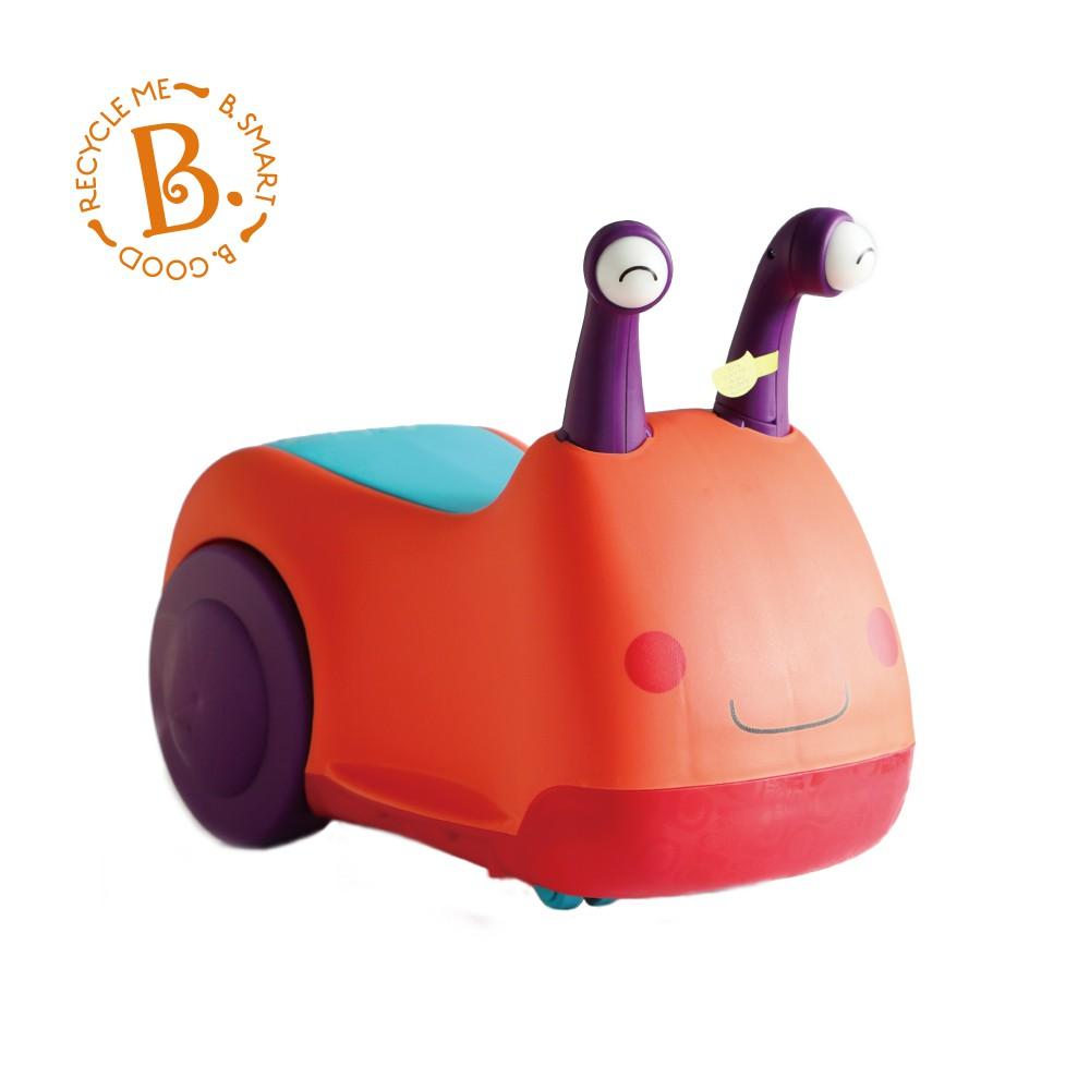 雙11月滿2888送布洗布可B.Toys 蝸牛叭噗 玩具 搖搖馬 騎乘 兒童