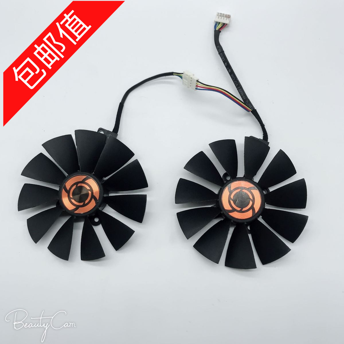 ASUS華碩GTX970 980 980Ti 780 780Ti R9 285顯卡風扇FD9015U12S