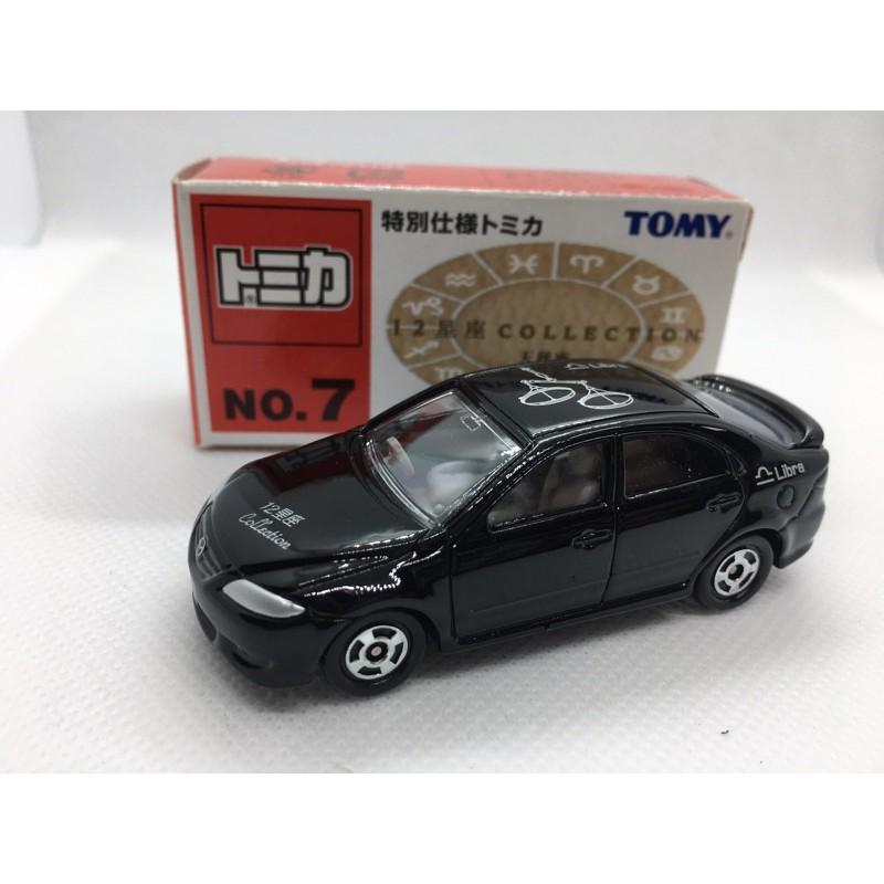 [FuFu日貨]トミカ TOMICA  舊藍標 星座系列 天秤座 NO. 7 Mazda Atenza 6