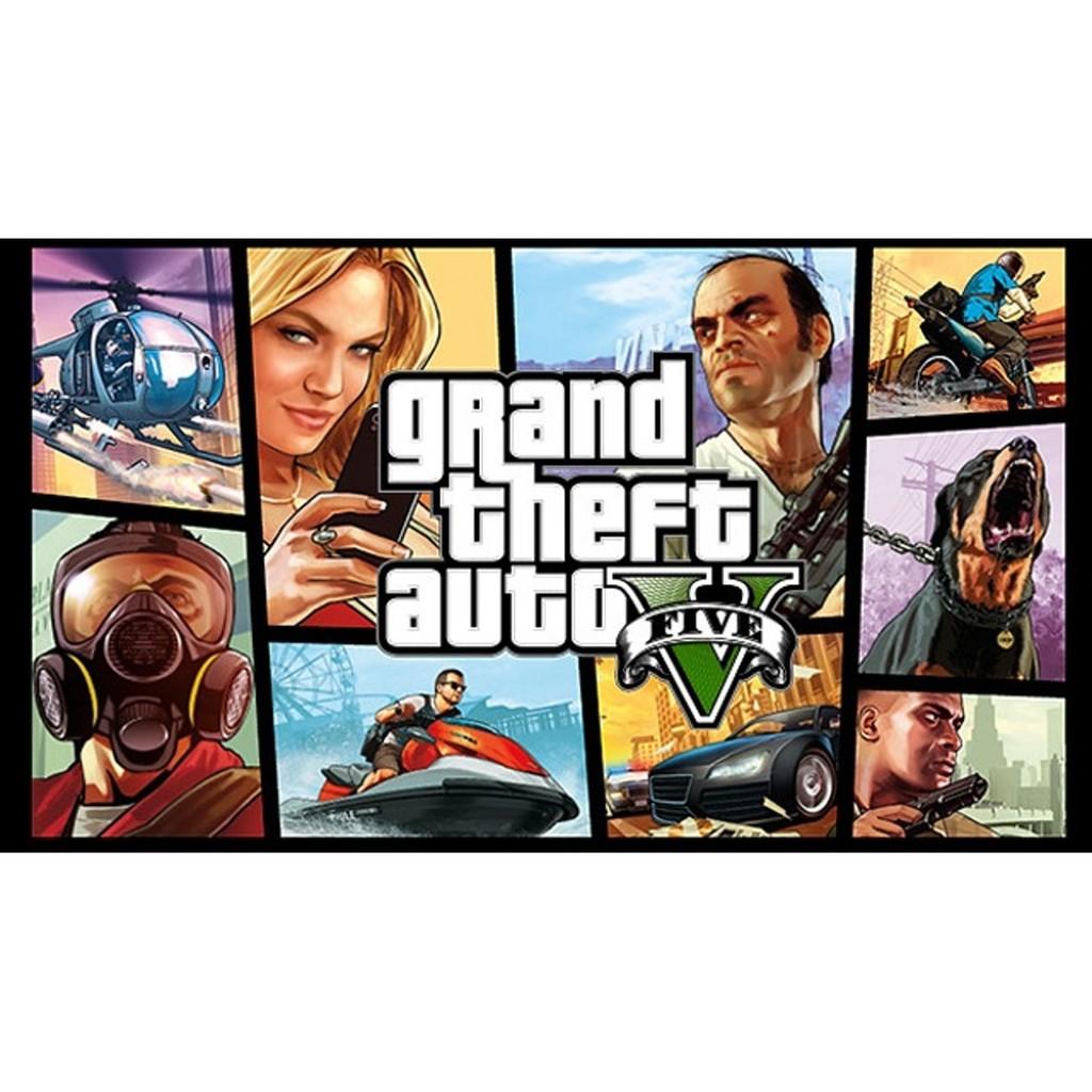 俠盜獵車手5 GTA5 可連線 官方PC正版 STEAM版 (全新帳密)✅購買再送兩款遊戲