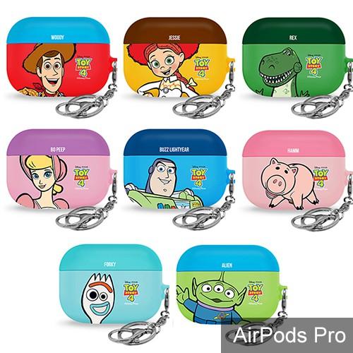 AirPods Pro 保護殼│迪士尼 Toy Story 玩具總動員│硬殼 保護套│z9281
