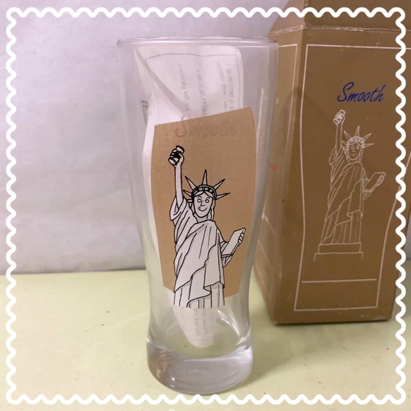 Miller 玻璃杯 啤酒杯