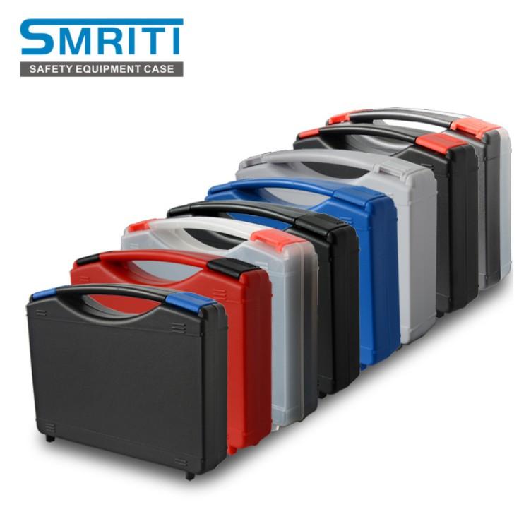 【現貨秒發】小號塑料手提箱多功能維修五金工具箱防護箱GD01儀器箱包裝箱