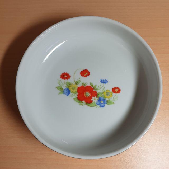 早期 大同 碗盤 羹盤 控肉盤(直徑18cm)