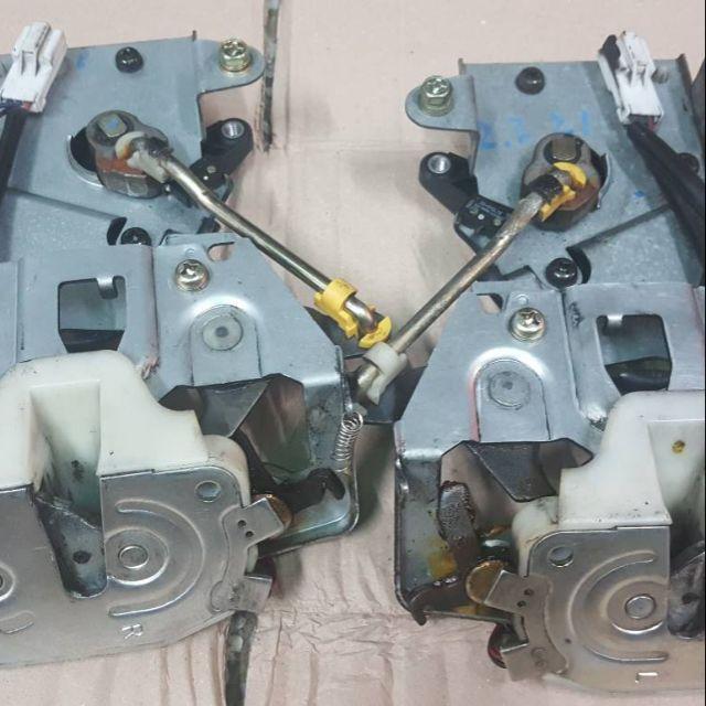 SPACE GEAR 電動吸門,自動吸門,中門左右兩側套件