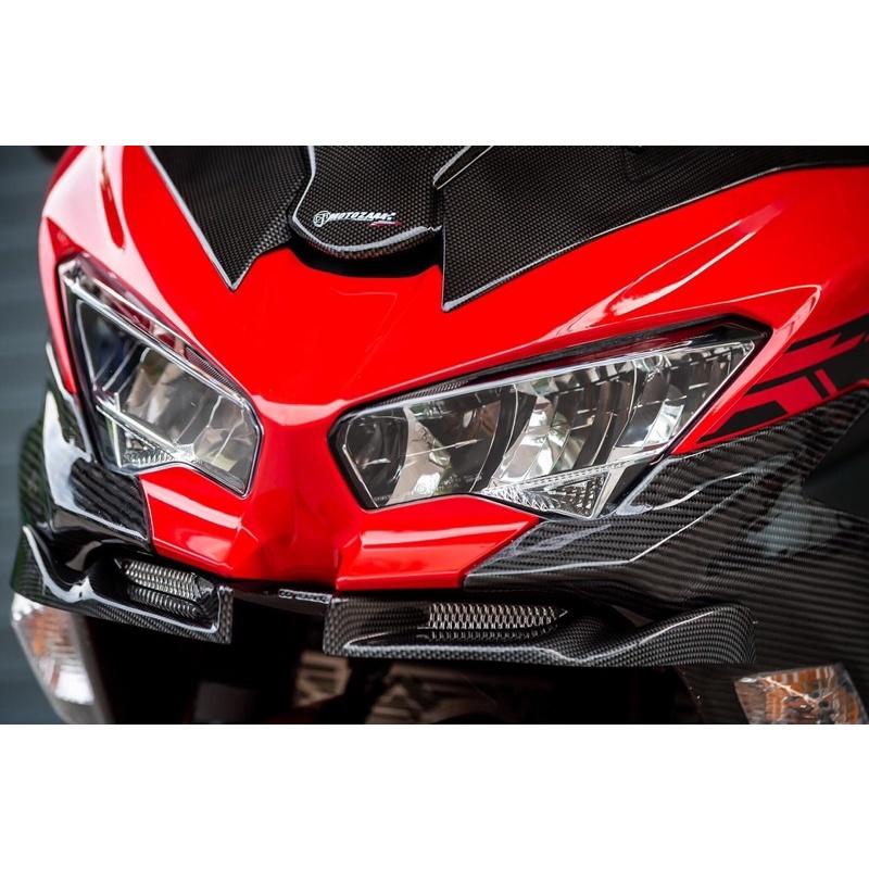 Moto橘皮 Ninja400 定風翼 忍4 ninja300 ct125 crf150 cbr250rr cb150r