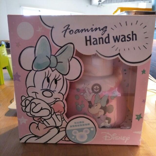 迪士尼 Disney 米妮造型洗手清潔慕斯