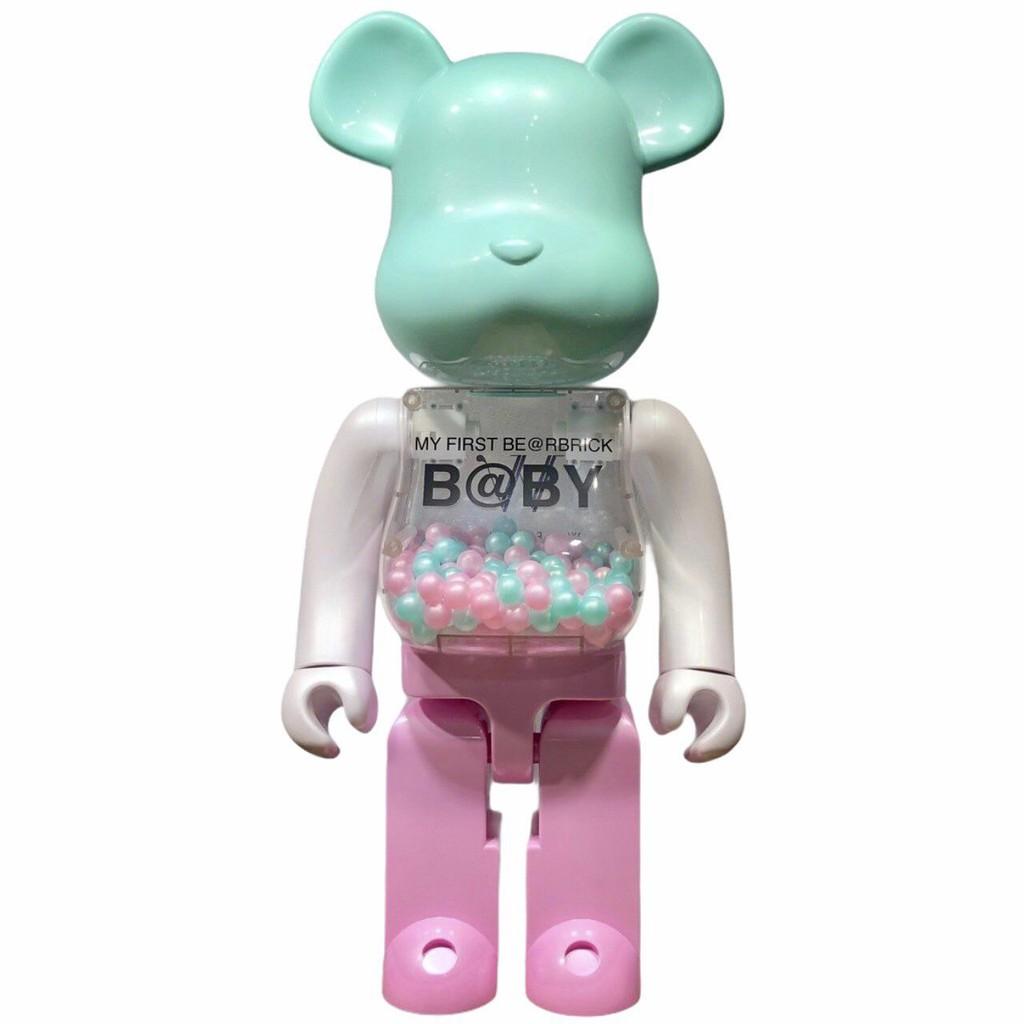 BE@RBRICK My First Bearbrick Baby 千秋 澳門限定 1000% itn