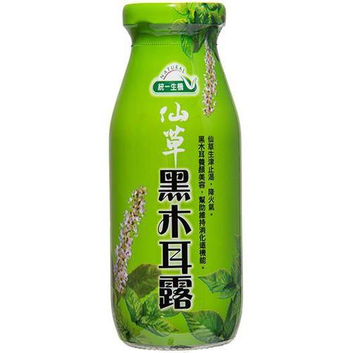統一生機 仙草黑木耳露 (200ml*24瓶/箱) - 缺貨中