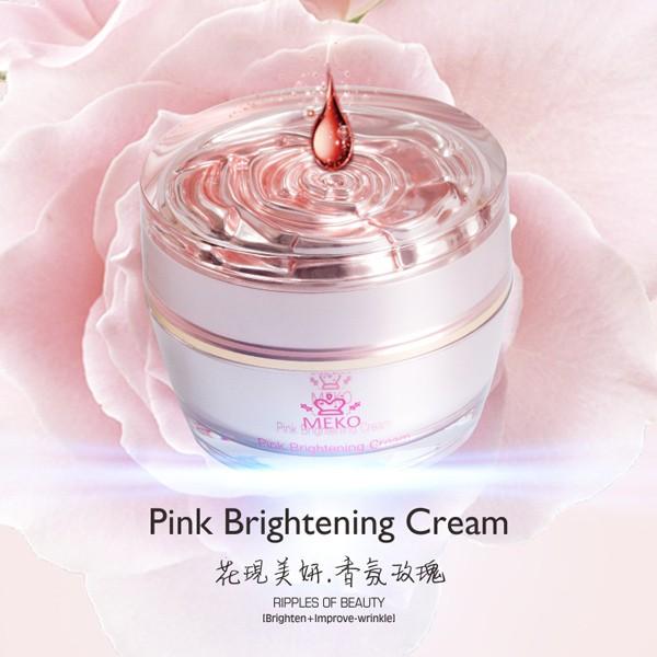 MEKO花現美妍香氛玫瑰素顏霜【康是美】