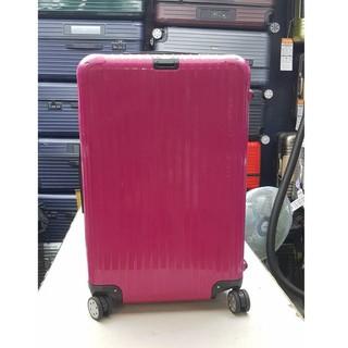 【二手】【SALE】<平輸> RIMOWA SALSA DELUXE 29吋 桃紅色 中型四輪旅行箱 臺北市
