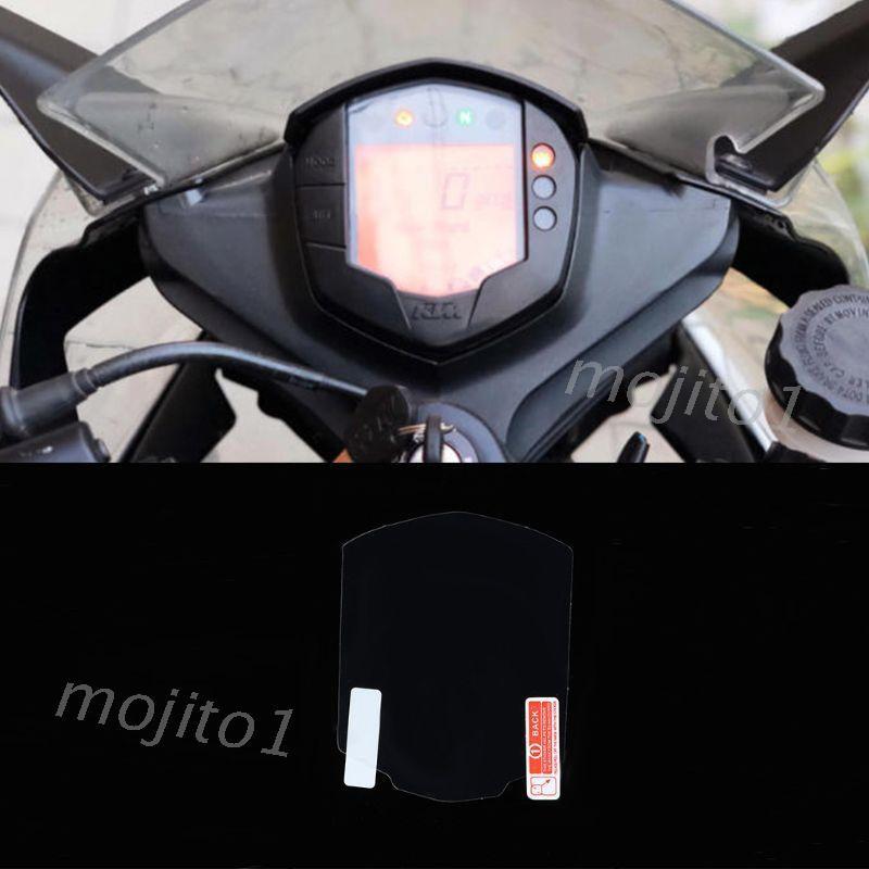 Mojito  (1盒2套)KTM摩托車DUKE 200 390 RC390儀表保護膜