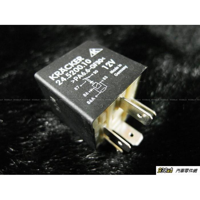 938嚴選 進口件 福斯 T4 PASSAT 引擎電腦主繼電器 30號 引擎 電腦 斷電器 繼電器 165906381