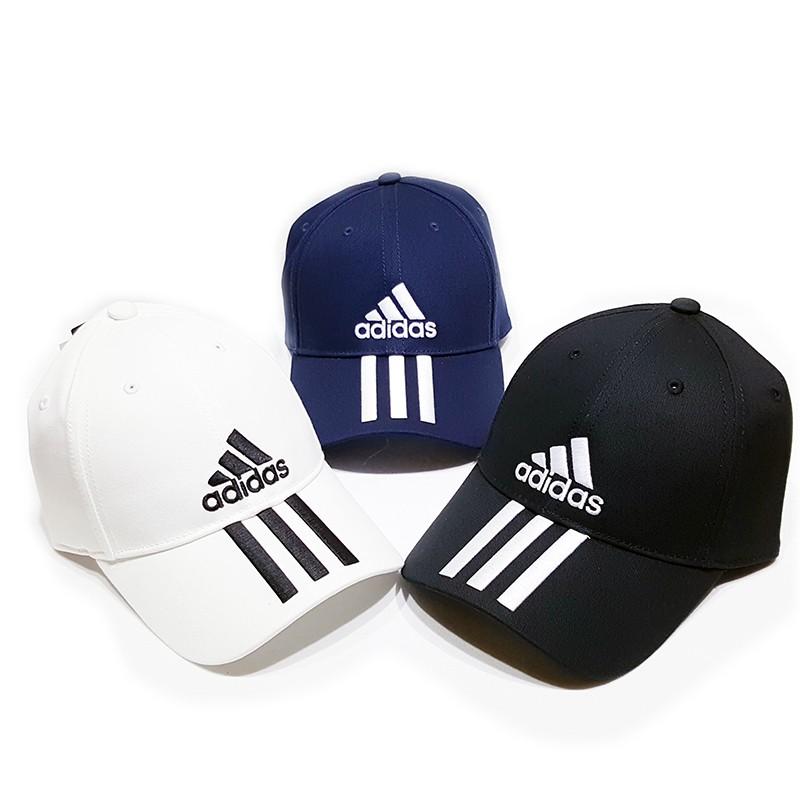 ADIDAS 3S CAP COTTO 刺繡 老帽【S.E運動】
