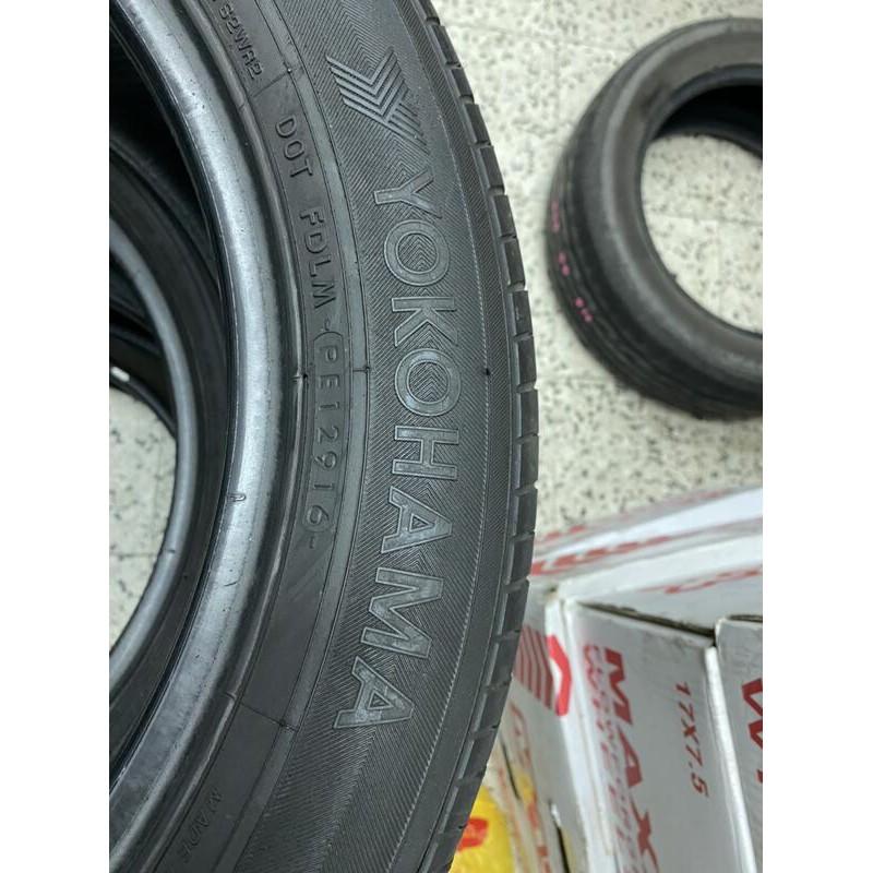 橫濱 YOKOHAMA 輪胎 215/55R17 二手胎 中古胎 落地胎 龍門汽車