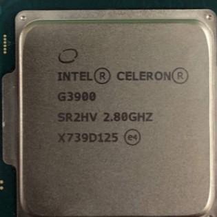 g3930.......雙核心1151腳位CPU二手含風扇