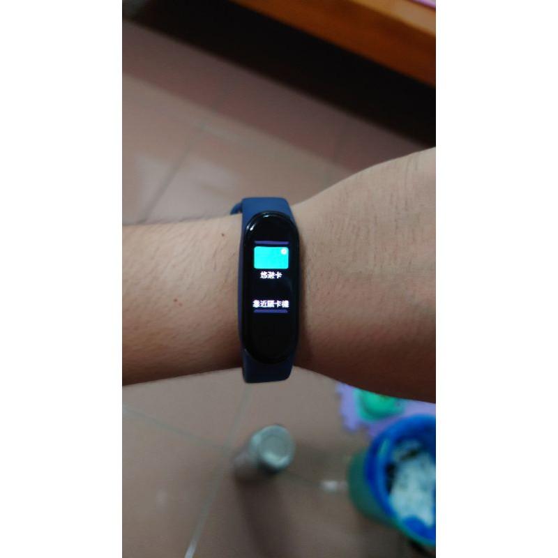 小米手環5(NFC版)內建悠遊卡、代綁定其他穿戴裝置悠遊卡