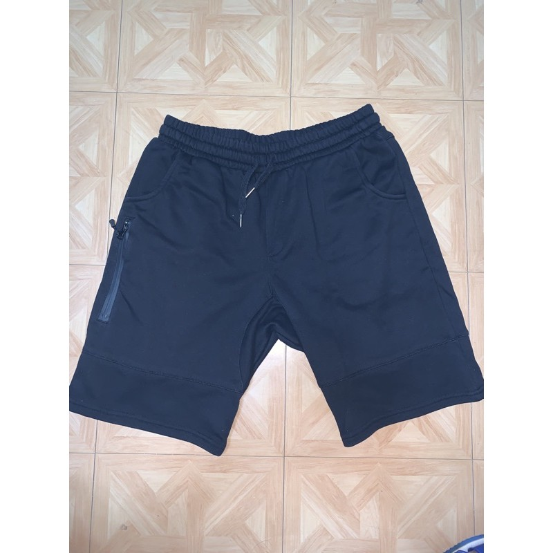 RECORD黑色短褲
