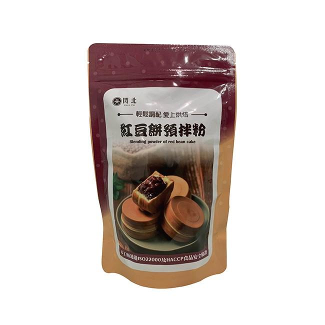 關北紅豆餅預拌粉 300g 【大潤發】