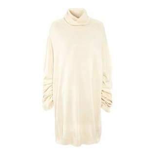 H&M Maison Martin Margiela 100% Cashmere Oversize洋裝【米白色】【現貨】 花蓮縣