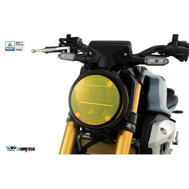 【R.S MOTO】HONDA REBEL 500 通用型圓燈 大燈護鏡 大燈保護 大燈護片 DMV