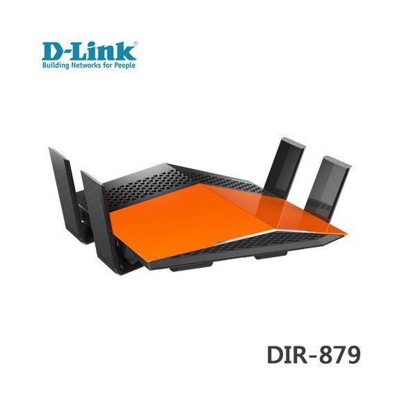 D-Link DIR-879 AC1900 雙頻 Gigabit 無線路由器