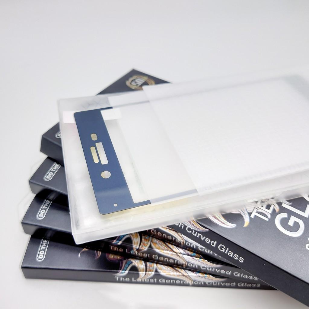 【二手】SONY Xperia XZ XZs 貼膜 全膠 全玻璃 疏水 深藍色